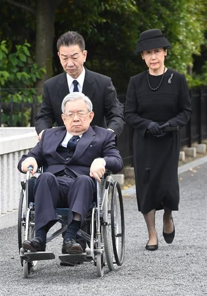 Princess Hanako, June 8, 2016, Emperor Akihito's Brother