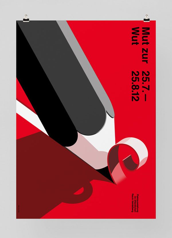 Graphic Poster Designs By Felix Pfaffli Aka Feixen