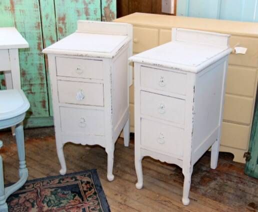 170 Craig's list, night stand pair. HUSER DADDY ANTIQUES