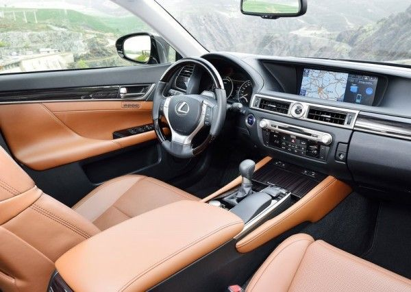 2014 Lexus Gs 300h Luxury Dashboard 600x426 2014 Lexus Gs 300h Full Review With Images Carros