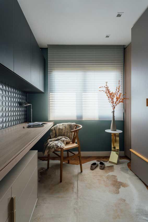Un apartamento de 50 metros bien distribuido y con una decoración llena de estilo