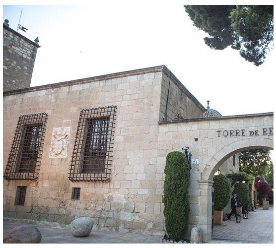 Torre De Rei Restaurante En Alicante