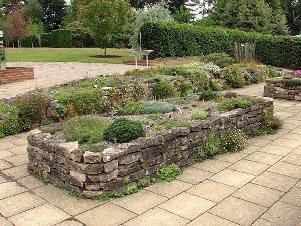 rock raised garden bed ideas 27 October 2011 - Wisley's Alpine Diary - Gardeners