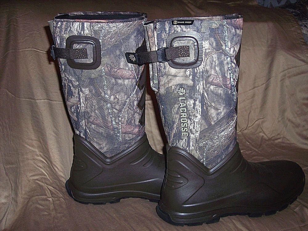 Lacrosse Aerohead Sport Waterproof Snake Proof Boots Mens 14 Hunting Boots 200 Snake Proof Boots Boots Hunting Boots