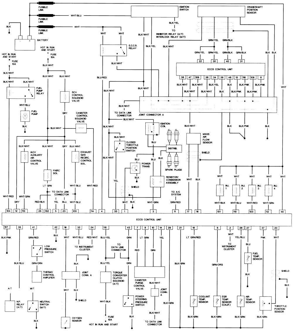 D21 Wiring Diagram In 2020 Circuit Diagram Electrical Diagram Diagram