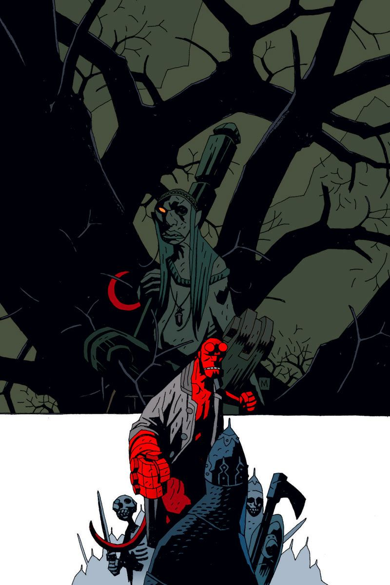 Hellboy With Images Mike Mignola Mike Mignola Art Comic Books Art