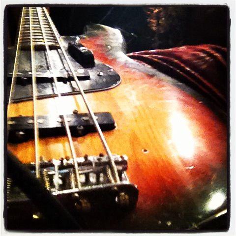 Vintage 1978 Fender Jazz