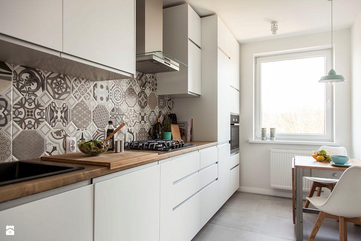 Aranzacja Malej Kuchni W Bloku Zdjecia Abc Dekoracji Kitchen Room Design Kitchen Kitchen Room