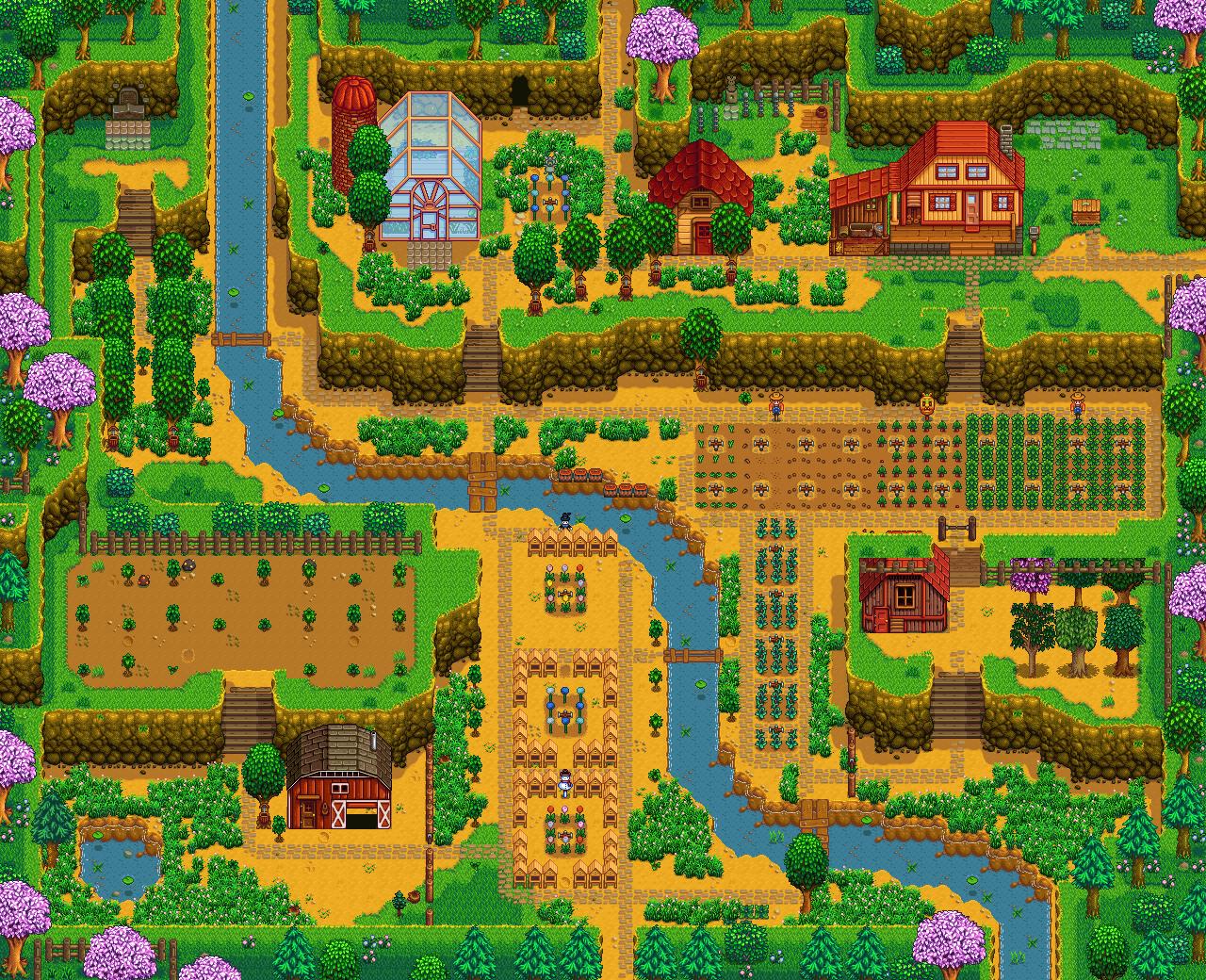 1ceyus M Png Imagen Png 1280 1040 Pixeles Escalado 61 Stardew Valley Stardew Valley Tips Farm Layout