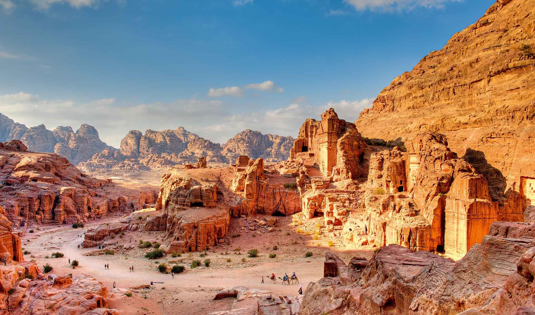 the country jordan
