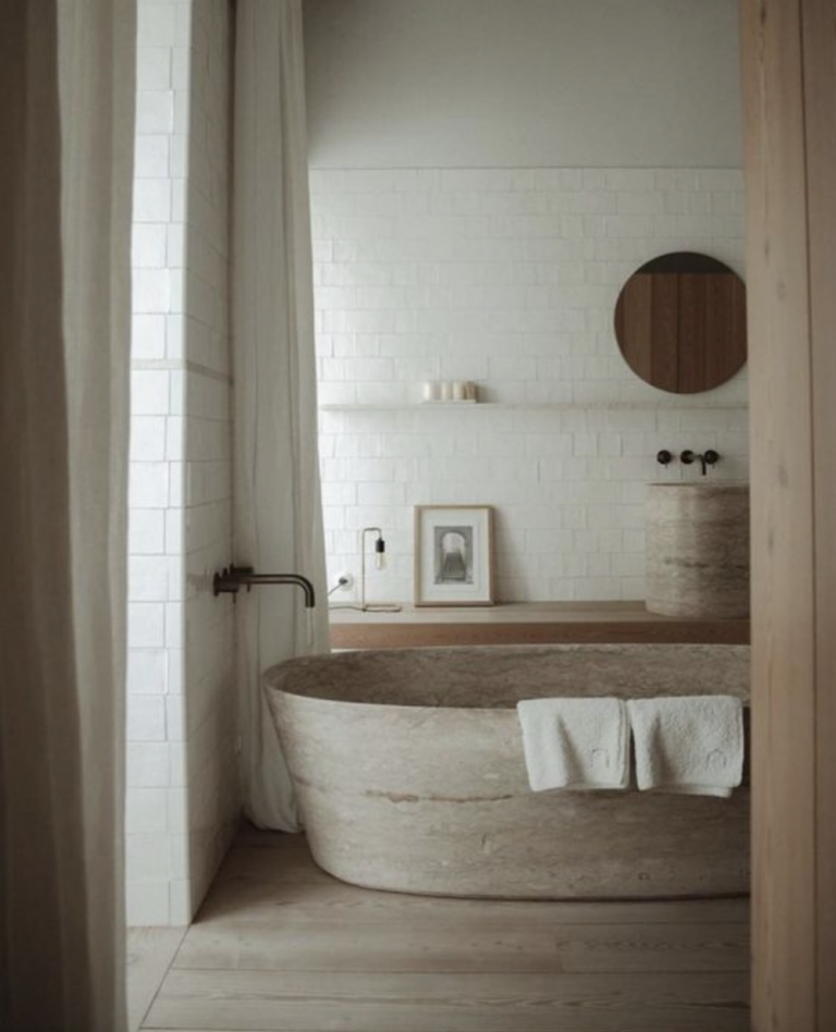 17 Jaw-Droppingly Beautiful Bathtubs I Found On Pinterest