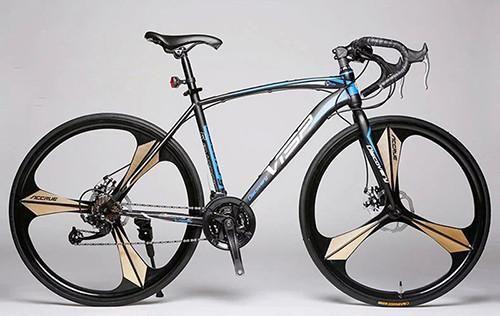 Fixie Bike DISC Brake Road Bike Frame 52cm Frame 21 Speed 27 Frame ...