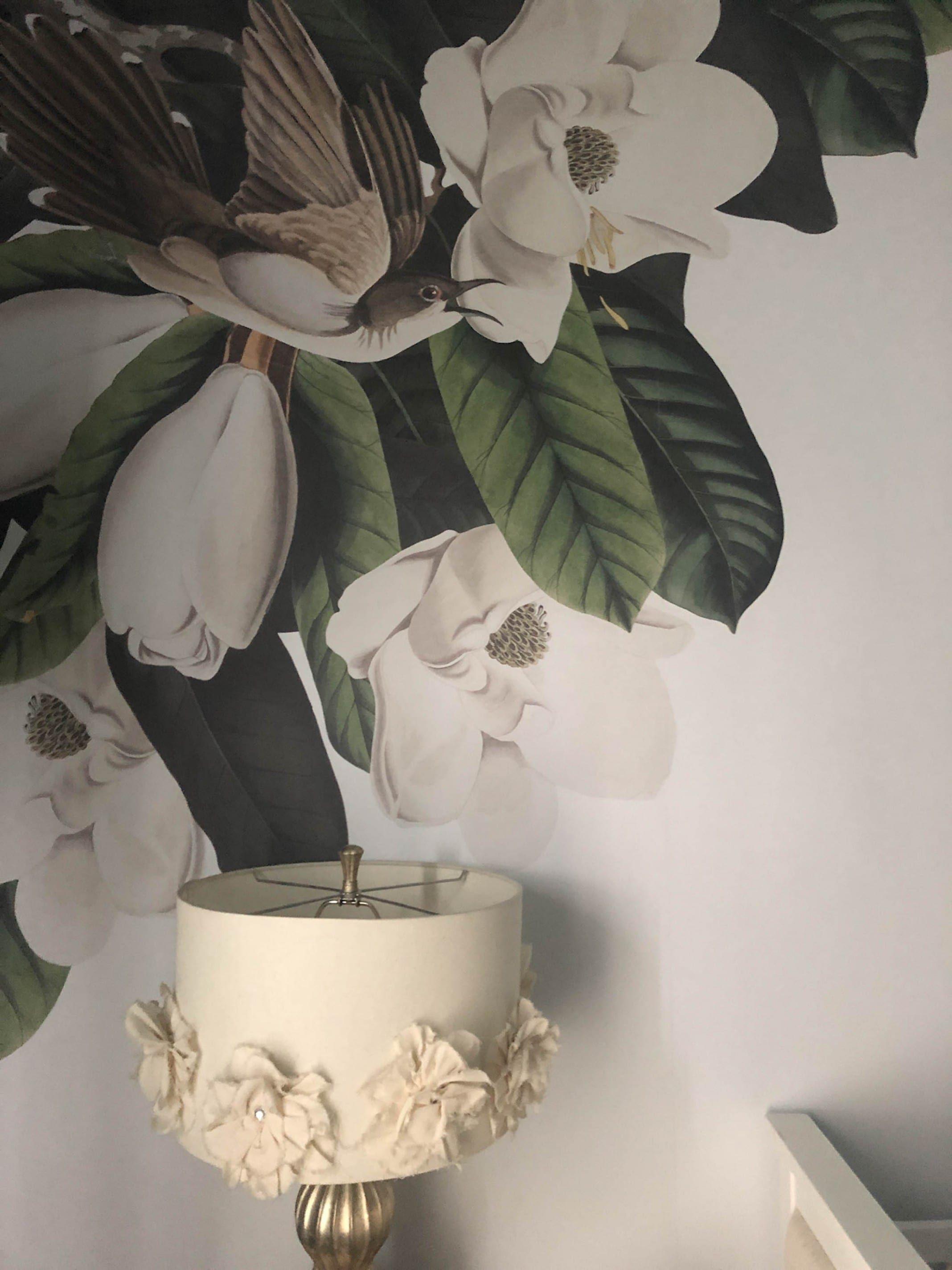 Let's Talk Removable Wallpaper The Peel & Stick Florals I