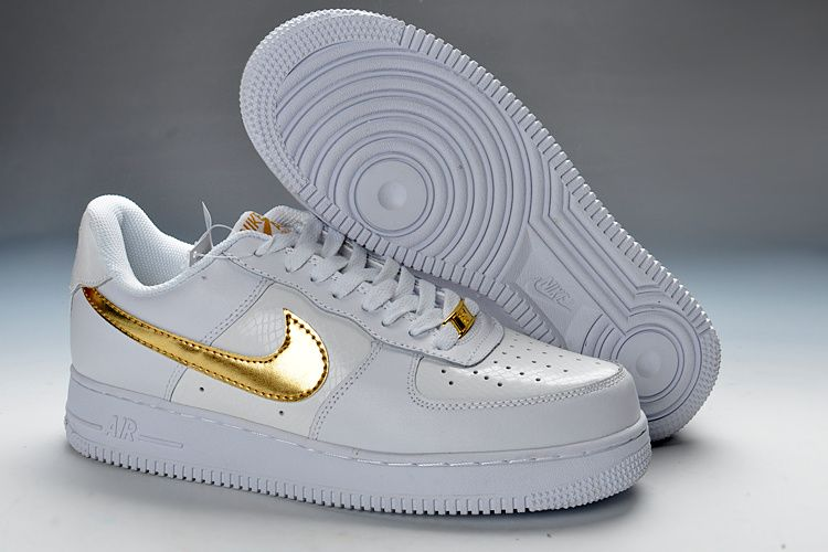 Nike Air Force 1 Peau De Crocodile, Lotion Blanche