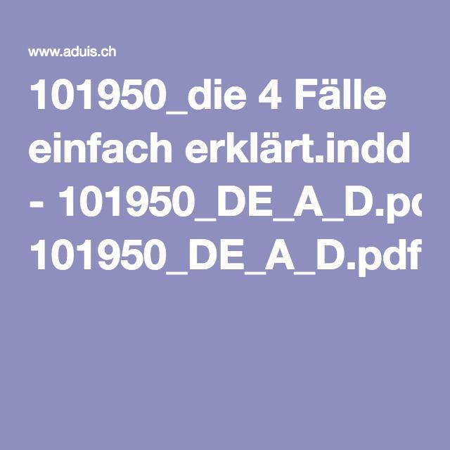 101950 die 4 f lle einfach erkl 101950 de a daz deutsche grammatik. Black Bedroom Furniture Sets. Home Design Ideas