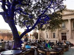 Agave Azul, now open in Downtown Dallas, great patio spot