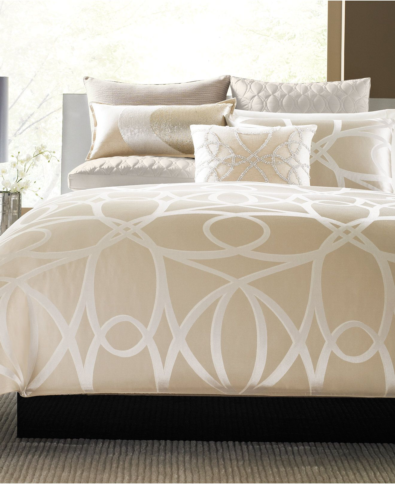 Hotel Collection Oriel Bedding Collection - Bedding Collections ...