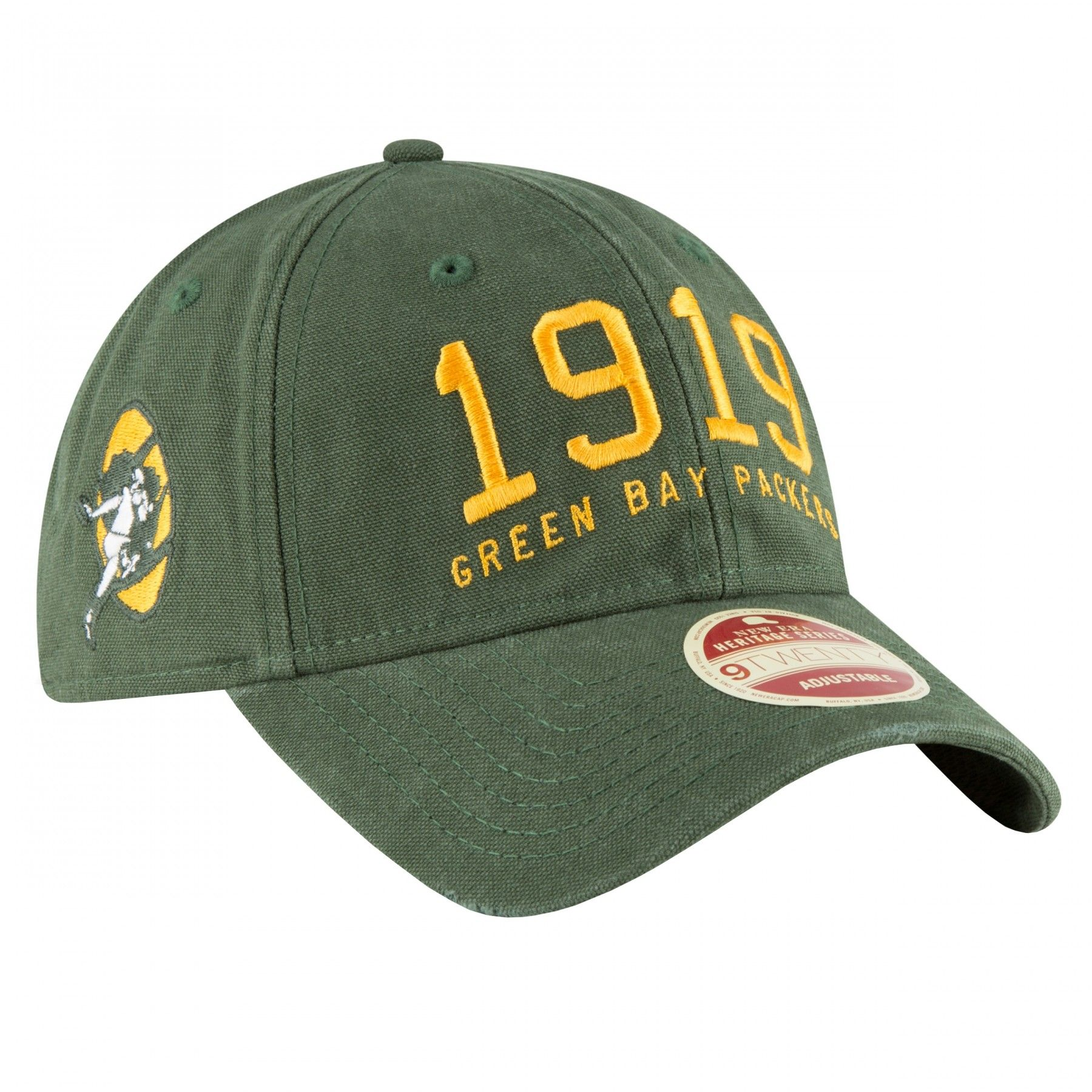 Green Bay Packers Est Team Front 9twenty Cap At The Packers Pro Shop Packers Pro Shop Green Bay Packers Green Bay
