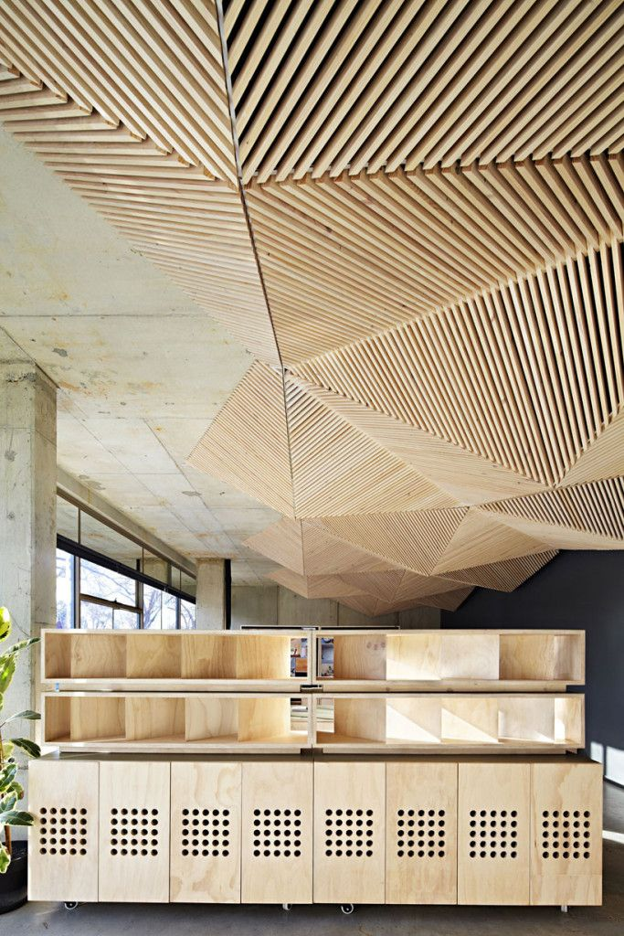 Exterior: Faceted Designs That Add Origami Flair To The Décor