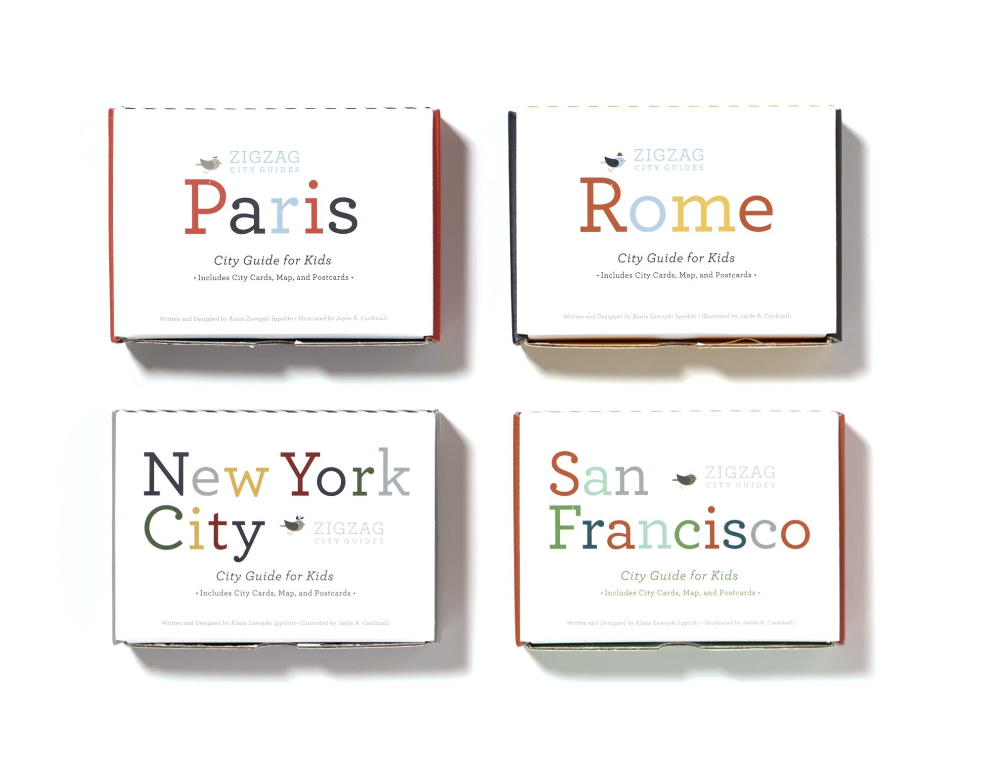 Travel Guides For Kids