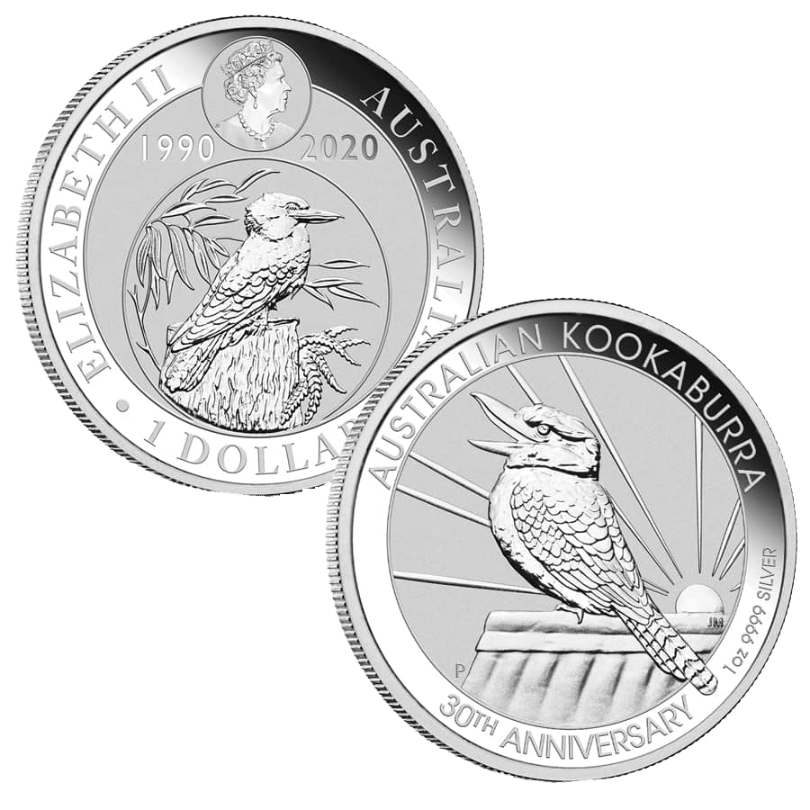 Coolstax November Kookaburra Giveaway Silver Coins Silver Coin Collecting