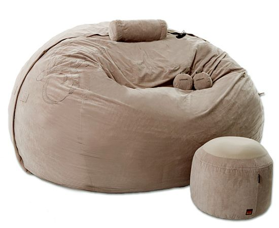 Lovesac Have It In The Living Room Bean Bag BedBean BagsPillow