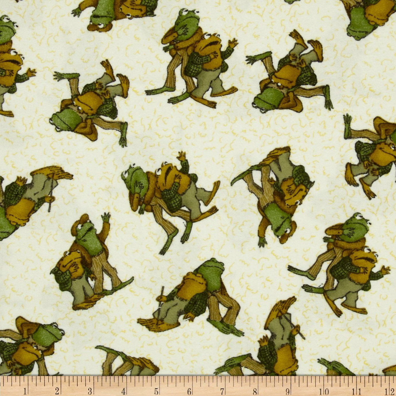 Amazon Frog And Toad Together Flannel Tossed Friends