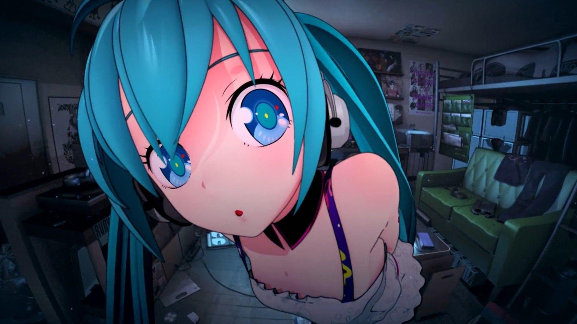 wallpaper anime vocaloid 1920 x 1080 full hd 1920 x 1080 full