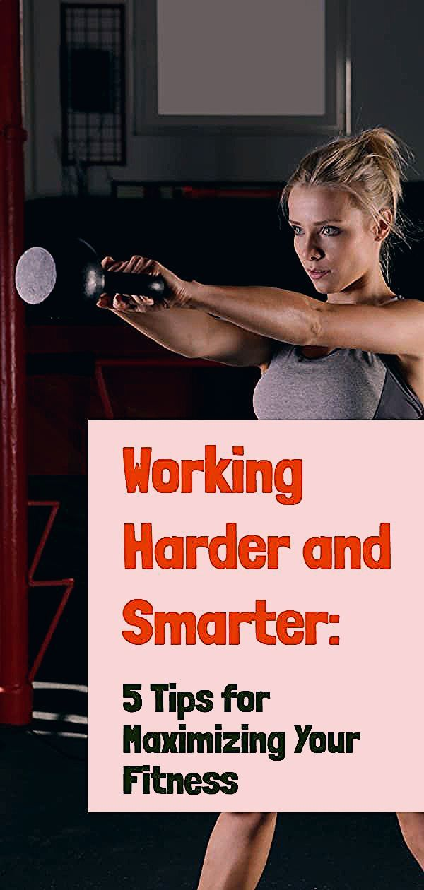 5 Tips for Maximizing Your Workouts