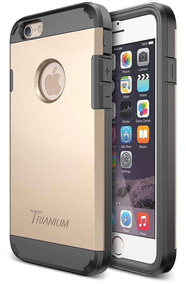 more photos e2981 19b35 Details about IPhone Plus Defender Tough Case 7/7 Heavy Bumper For ...