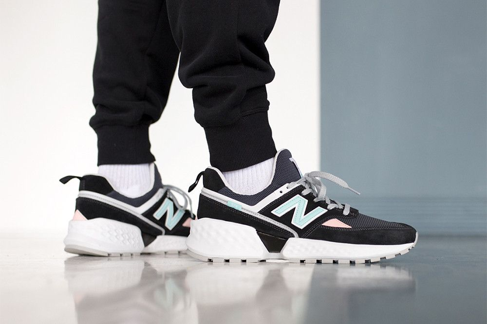 detailed look 19b60 4d701 New Balance Updates a Classic With the 574 Sport v2 | Men's ...