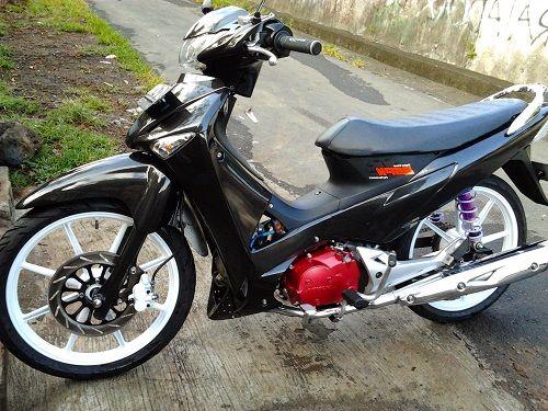 Modifikasi Motor Karisma Honda Modifikasi Motor Honda Karisma