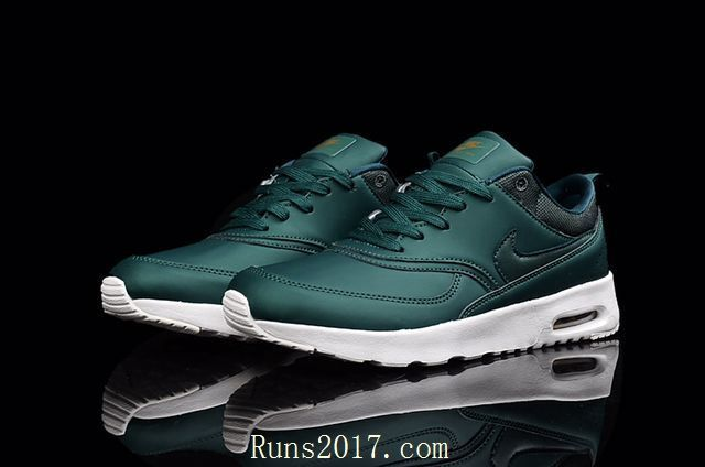 online store 1c257 35988 Nike Air Max Thea Women Men Bottle Green