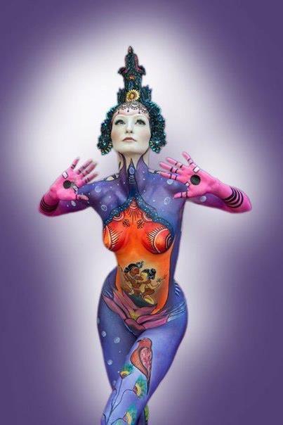 Best Body Painting Body Art Painting Body Painting Body Painting Festival