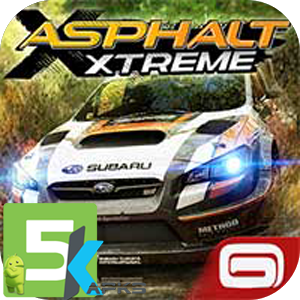 Asphalt Xtreme v1.4.2b Apk download +obb data+MOD unlocked