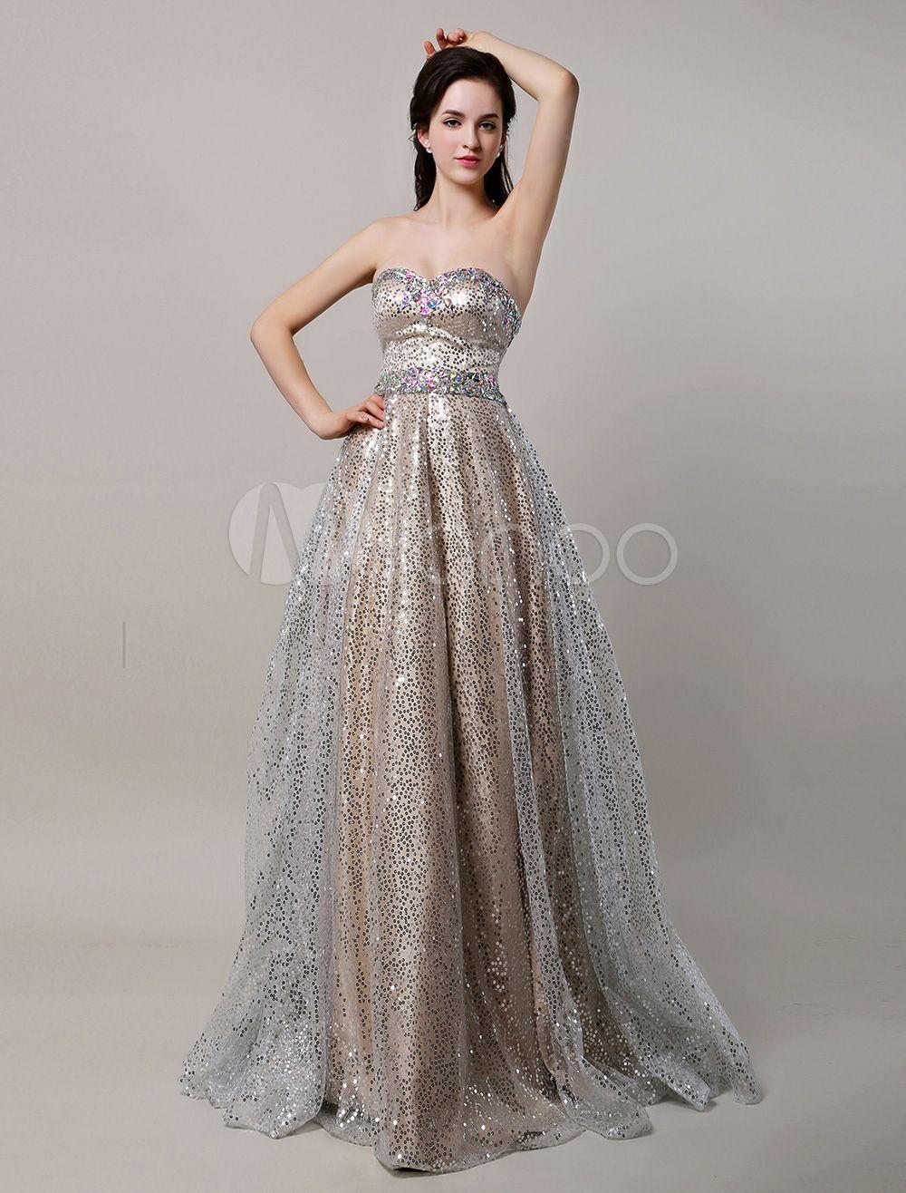 Blue Glitter Short Sleeve Dress in Longer Length   Un Deux