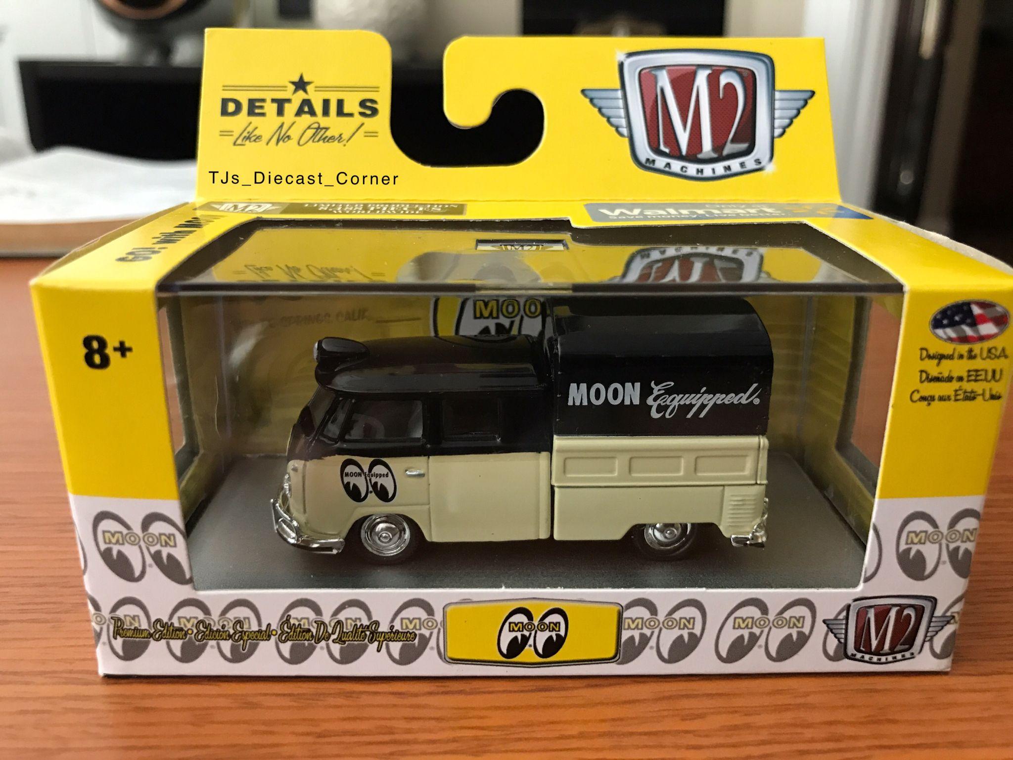 1959 VW Double Cab Truck (Walmart Exclusive) Remote