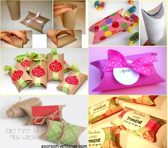 Packing with recyclable materials eco packing creative for Creative ideas using recycled materials