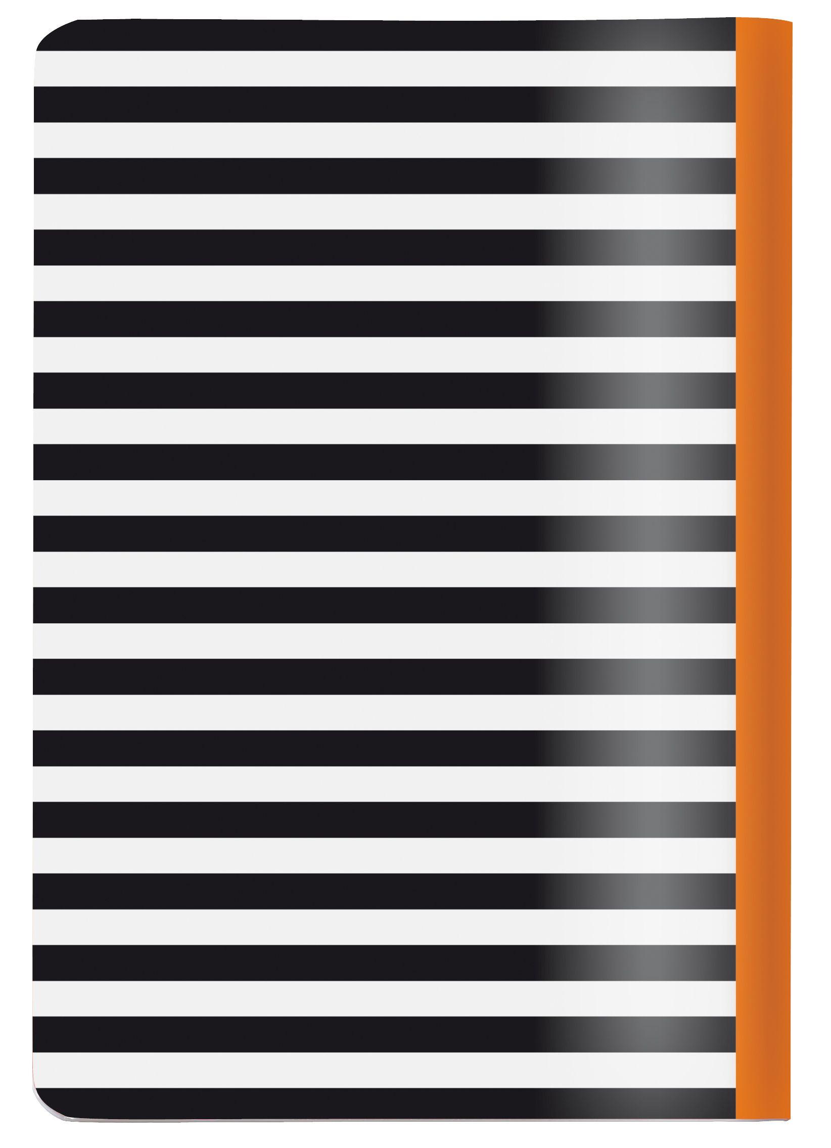 Workbook A5 2in1 - Butterflies/Stripes | Cedon