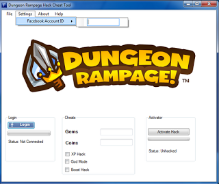 dungeon rampage hack download