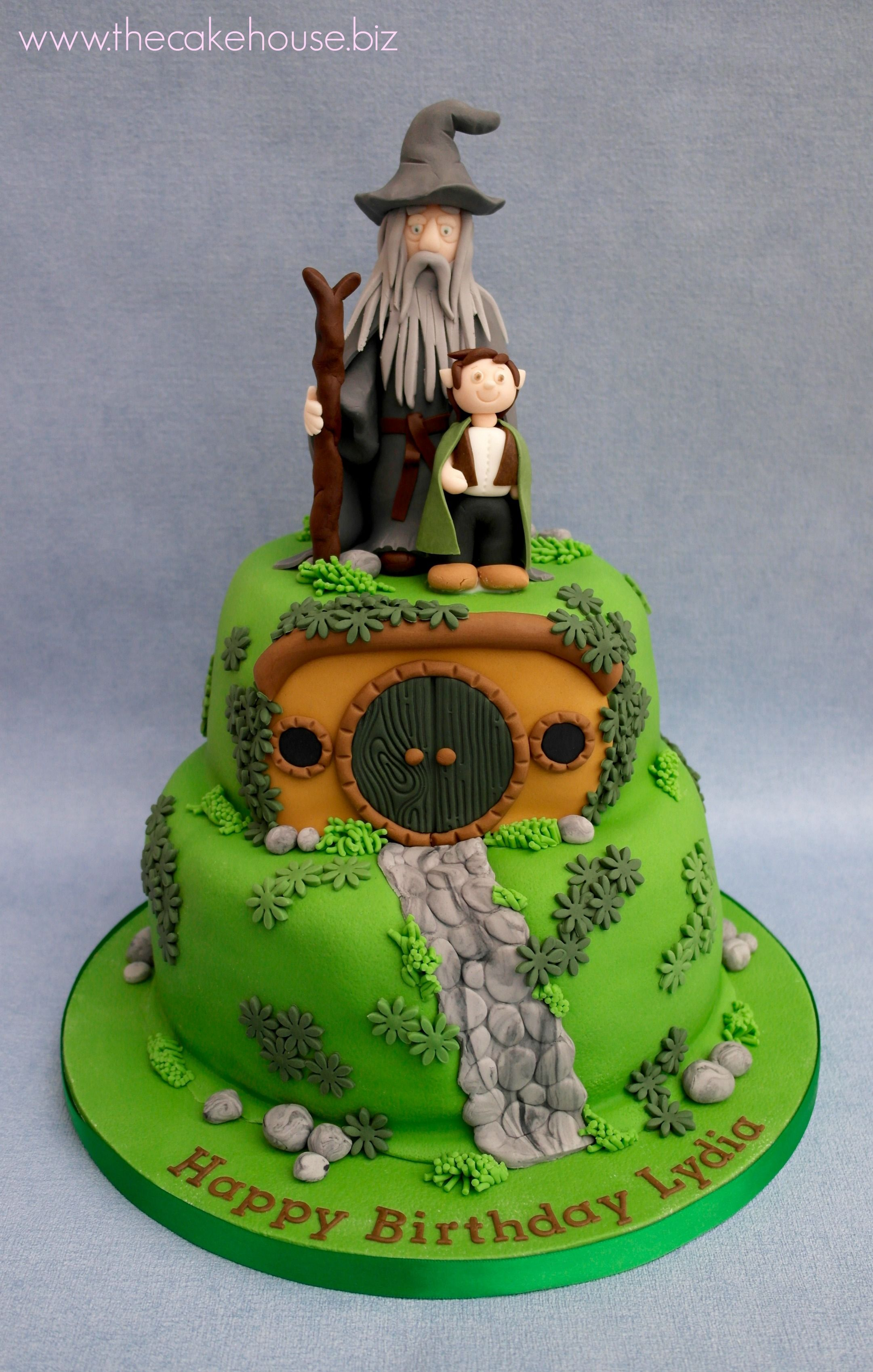 Lord of the Rings for a little Hobbit
