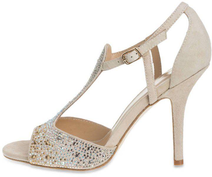 Pin for Later: Cinderella wäre auf diese Schuhe ganz schön neidisch  Lola Cruz Sandalette (200 €)