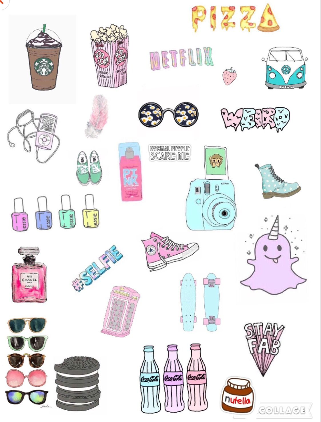 photo about Tumblr Stickers Printable called Pin through Teresa Gregory upon Planner Printables within just 2019 Tumblr