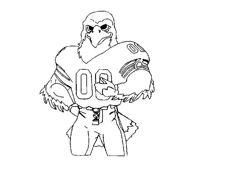Seattle Seahawks Coloring Pages Mascot Coloring Pages Football Coloring Pages Seattle Seahawks Logo