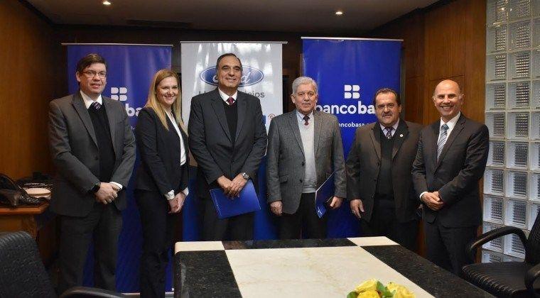 Banco Basa Y Tape Ruvicha Ofrecen Financiacion Para Compra De