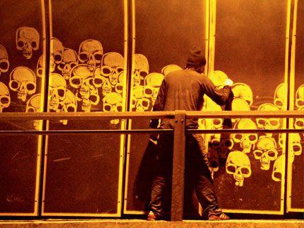 Arte menos poluição . Alexandre Orion