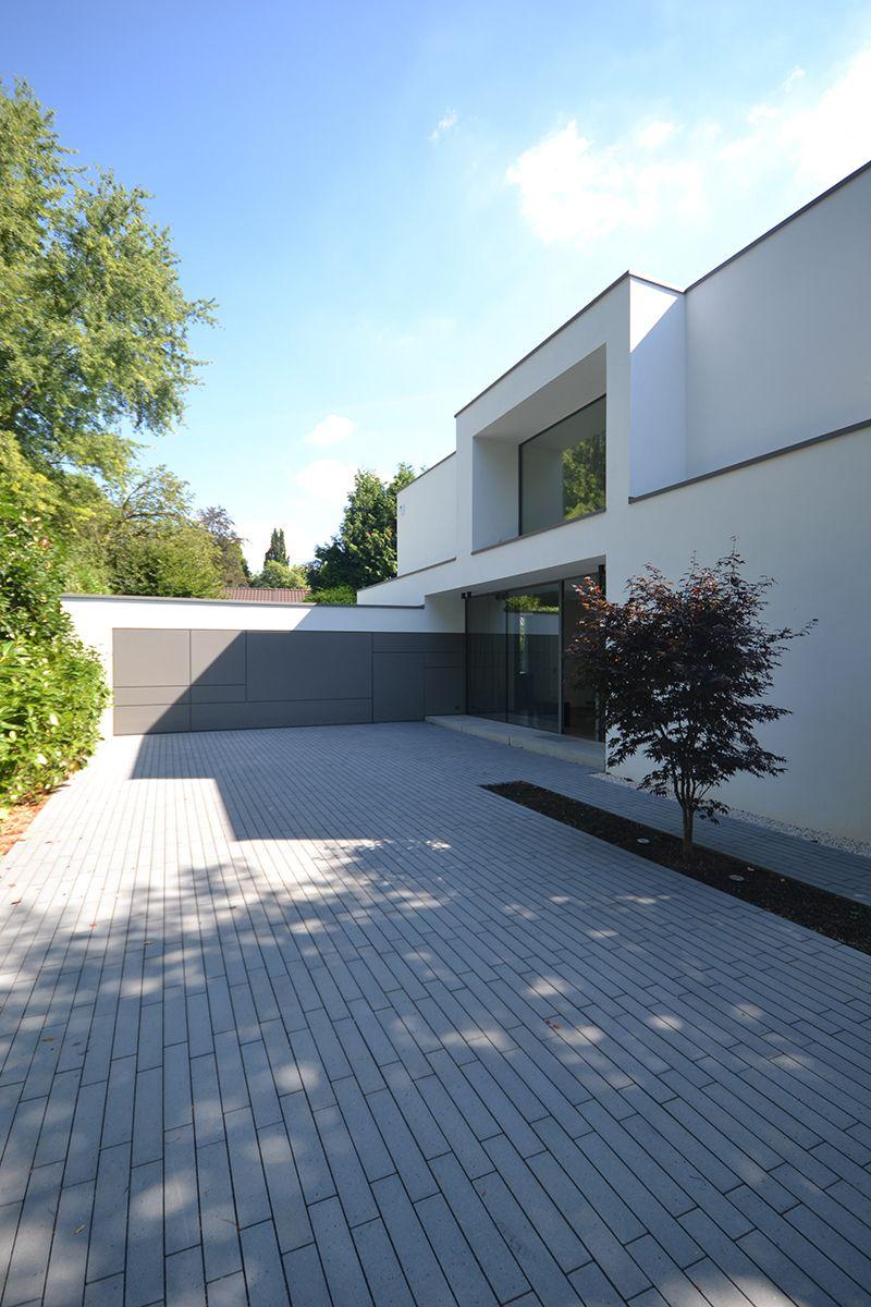 Bünck Architektur :: 2016 köln müngersdorf #arquitectonico