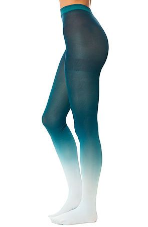 BZR Tights The Mermaid Ombre in Blue