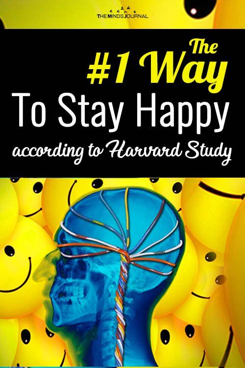 What Makes You Happy? Harvard Study Finds 1 Way To A Good