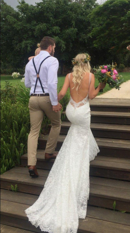 de7f70c34269 Made With Love Danni Wedding Dress in 2019   Wedding   Wedding ...
